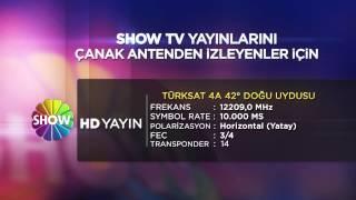 Show TV Yeni Frekansında