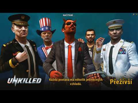 Unkilled Multiplayer Gameplay Android Nvidia SHIELD Tablet K1 2 GB AK 47 Remington 870 Police