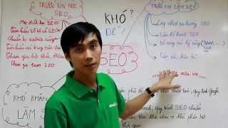 Học SEO khó hay dễ - Làm SEO khó hay dễ