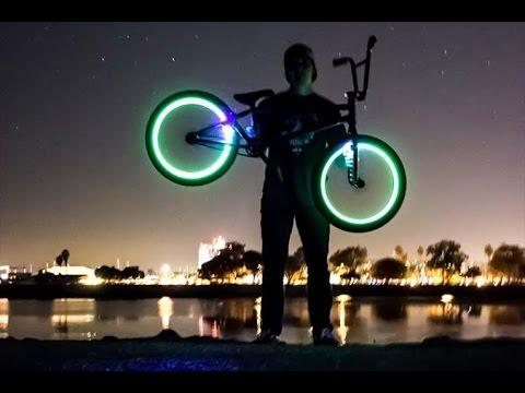 Bilderesultat for bmx glow in the dark