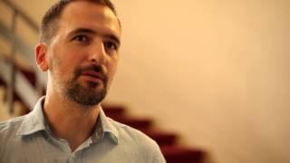 Daniel Kušan - redatelj filma Ljubav ili smrt