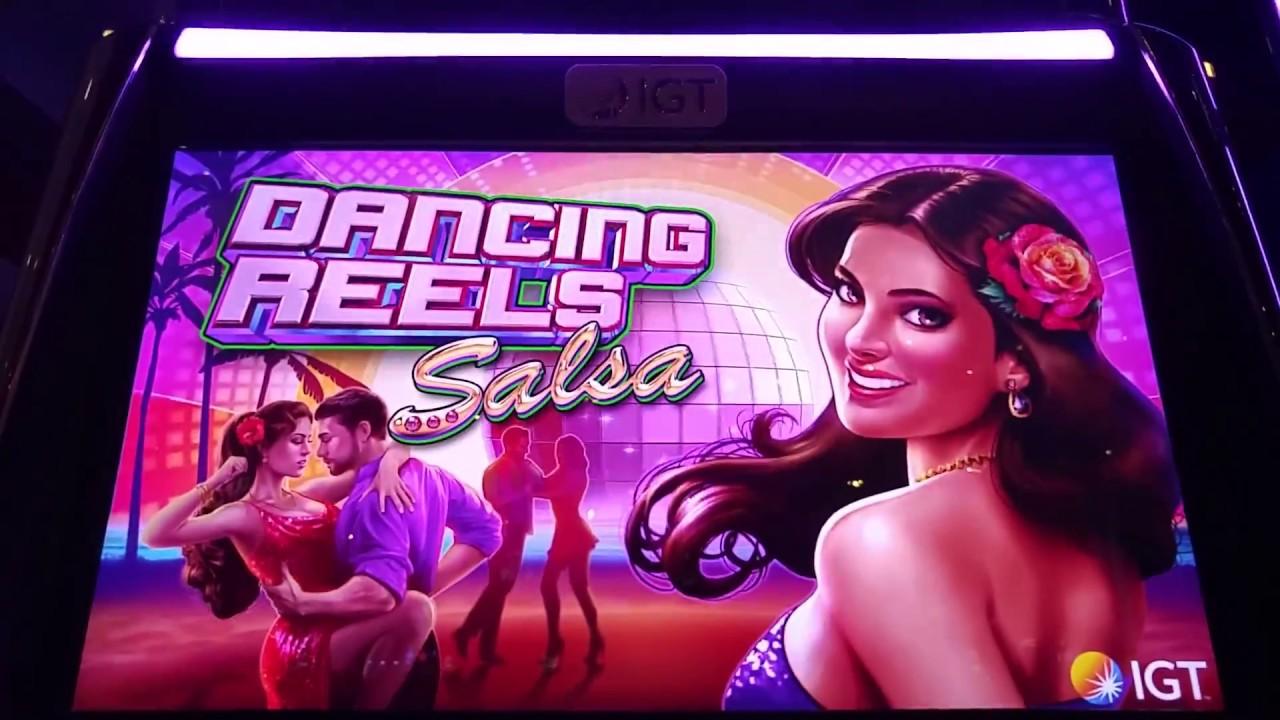 Dancing Reels Salsa Slot Machine