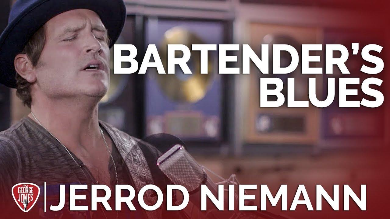Jerrod Niemann — Bartender's Blues (Acoustic Cover) // The George Jones Sessions
