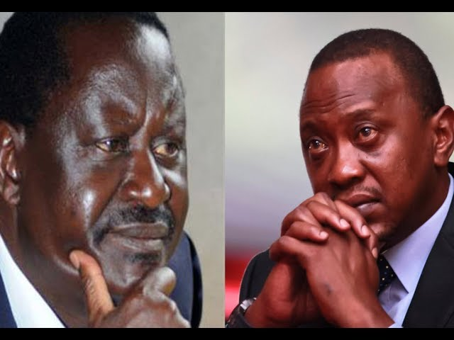 Ngatia: Why Uhuru Kenyatta Will Not Hand Over Power to Raila Odinga if Jubilee loses Elections