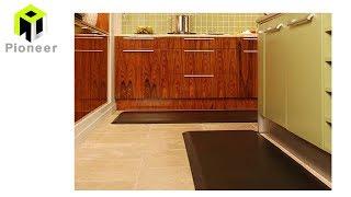 Solve Long Standing Problems? Try Polyurethane PU kitchen anti-fatigue mat / Foot Gel Mat