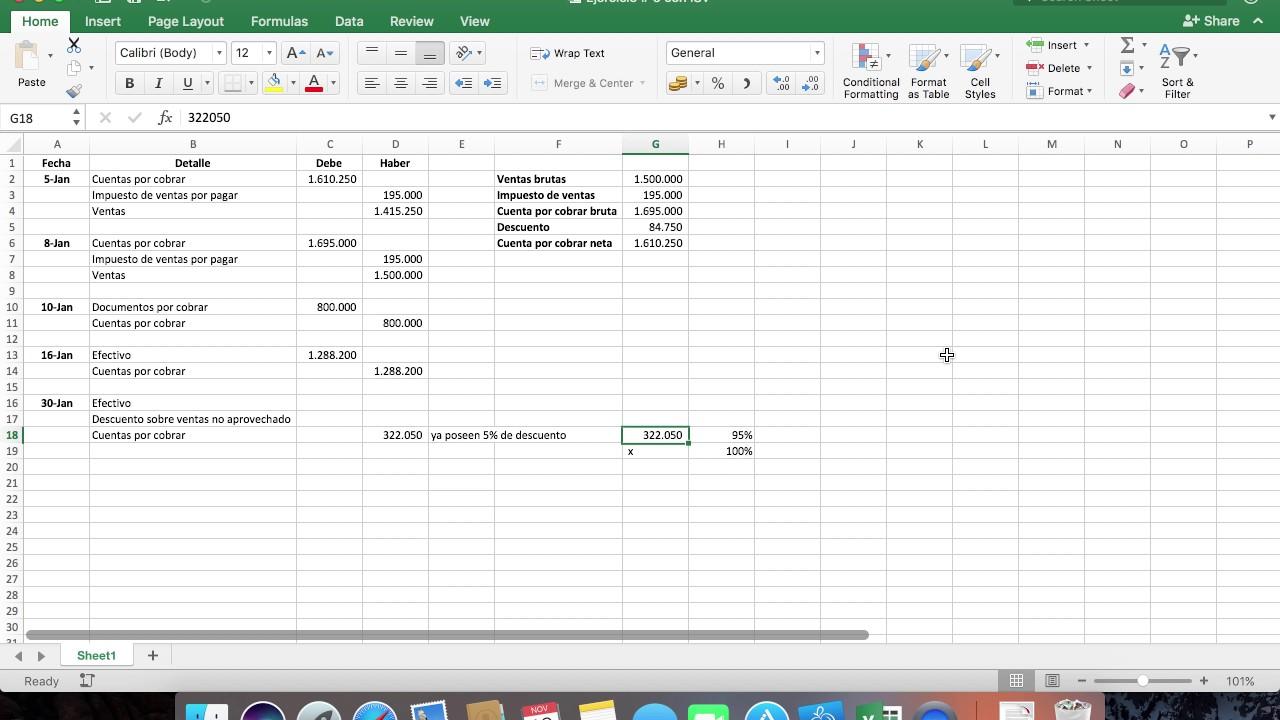 Contabilidad y su nuevo enfoque. Cuentas y Documentos por cobrar ...