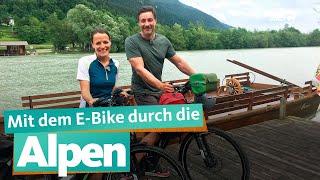 Mit dem E-Bike durch die Alpen – von Salzburg bis zur Adria  | WDR Reisen