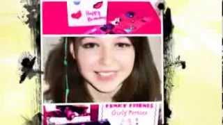 Funky Friends, Young girls pamper parties Wrexham, Children