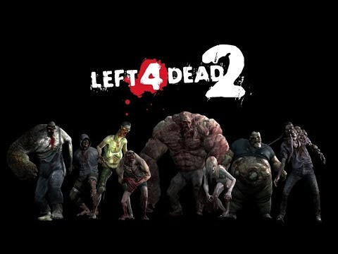 Left 4 Dead 2- Ep.11- The Smell Of Fear! Pt.2