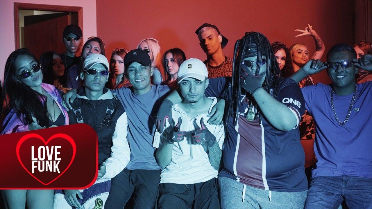 "Set Mandela House 2 ""DJ Thiago Mendes""- MCs Kelvin e Weslley, Ninoca, Luizin e Rennan"