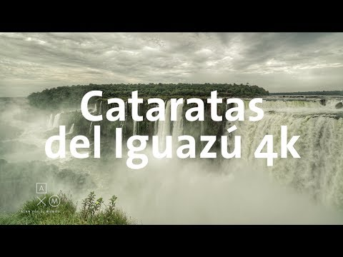 Las cataratas del Iguazú 4k | Argentina #18