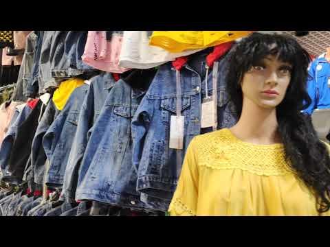 Рынок Садовод .Модная женская одежда
