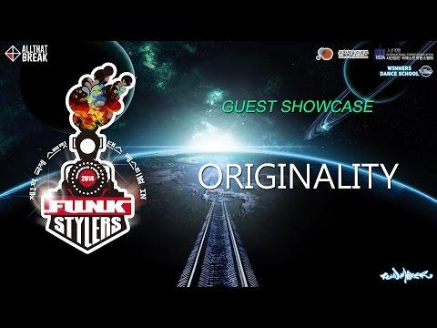 ORIGINALITY Showcase / Funk Stylers World Final / Allthatbreak.com