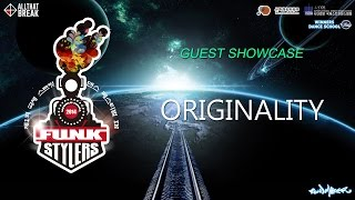 ORIGINALITY Showcase / Funk Stylers World Final / Allthatbreak.com