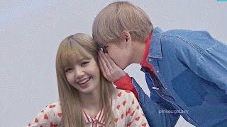 BTS × BLACKPINK { TAEHYUNG & LISA }  moments / TAELICE