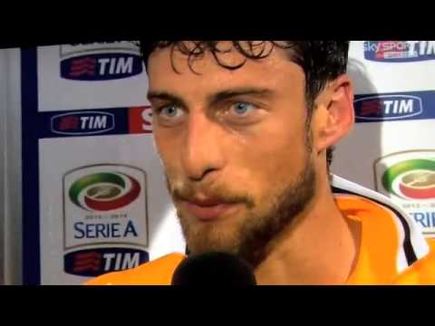 Sassuolo Juventus 1 3 Highlights ed intervista Marchisio 28 04 2014