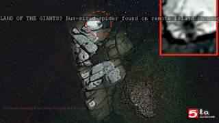 خرائط غوغل تكشف