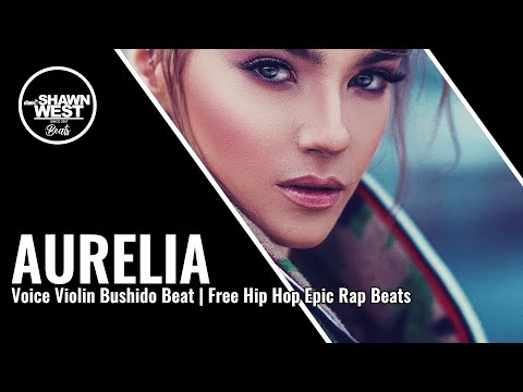 Voice Violin Rap Free Beat Bushido Type Hip Hop Instrumental Aurelia