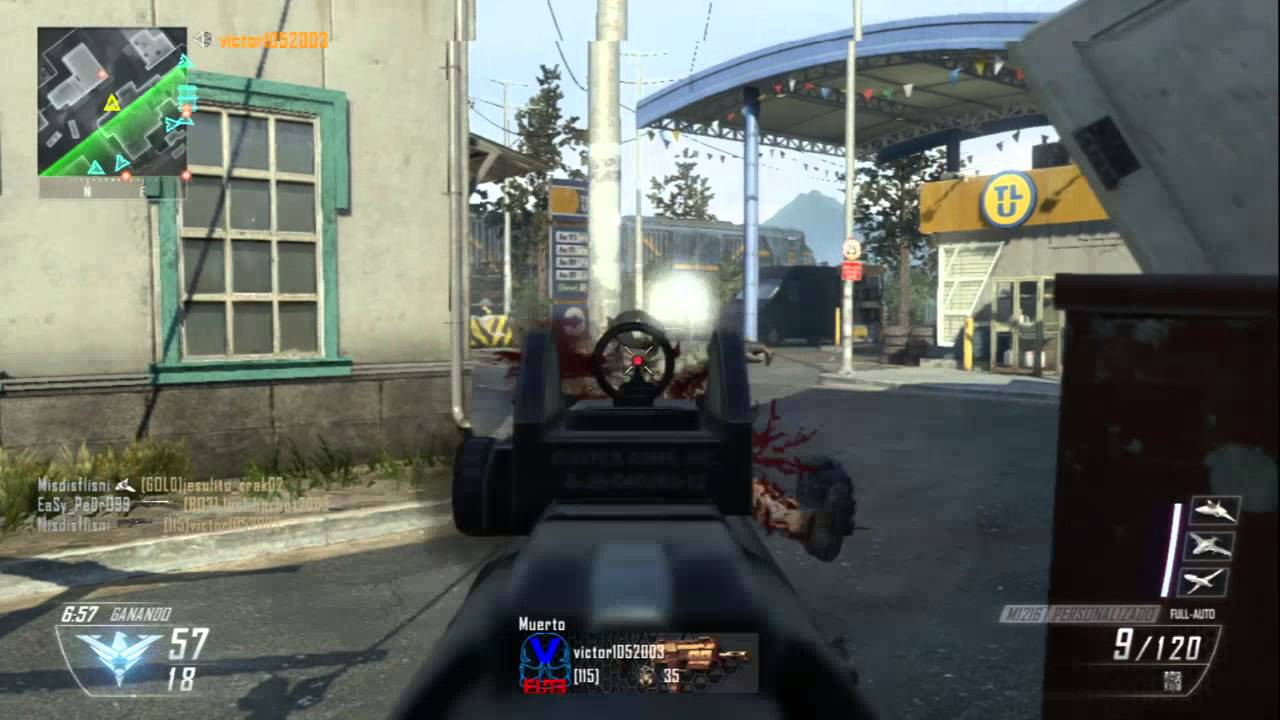 m1216 - YouTube M1216 Black Ops 2