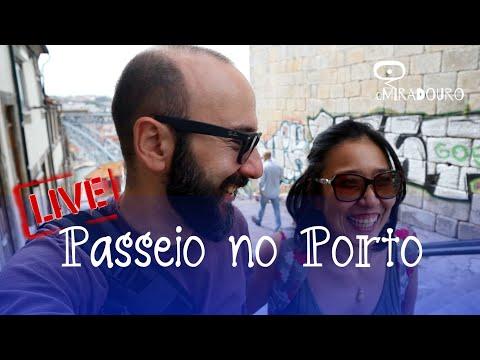 Live: Passeio Pelo Porto | Portugal Ao Vivo