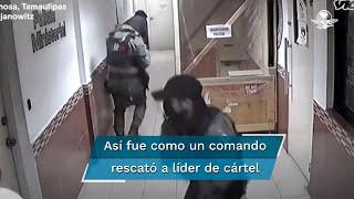 Fue el pasado 13 de Julio cuando un comando fue captado por cámaras de seguridad donde se muestra a cuatro personas armadas que ingresan a las instalaciones de la Policía Ministerial Investigadora