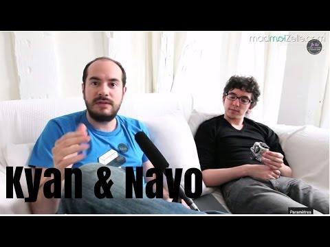 Kyan & Navo : 30 minutes d'interview (avec un sketch inédit)