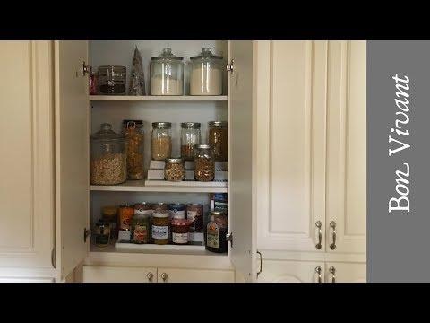 Bon Vivant On A Budget | A Well Stocked Pantry