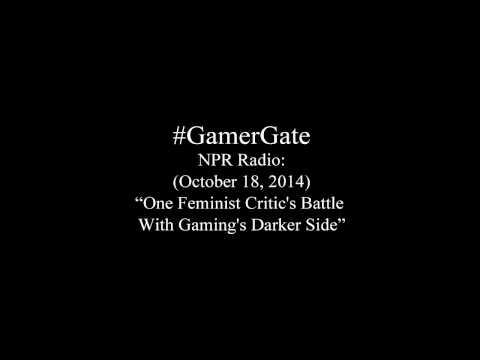 NPR: Anita Sarkeesian Interview #GamerGate
