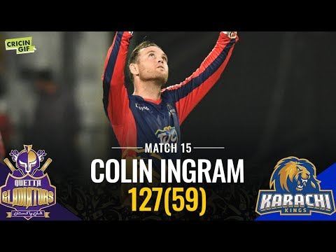 Match 15: Quetta Gladiators vs Karachi Kings | Caltex Ingram Special