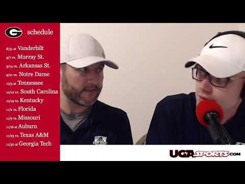 Georgia Football Talk With UGASports.com