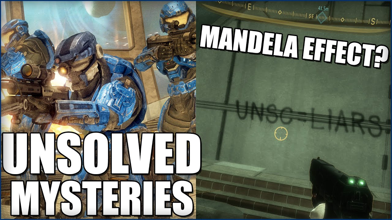 Biggest Halo Mysteries We Can't Solve