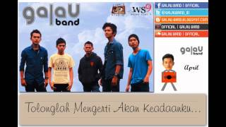 Video Galau Band - Tolong Mengerti (Official Lyrics Video) download MP3, 3GP, MP4, WEBM, AVI, FLV Desember 2017