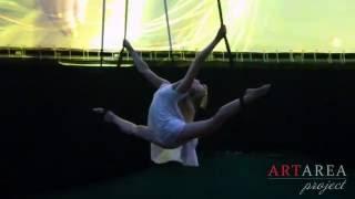 artarea project Промо направления Ремни aerial straps