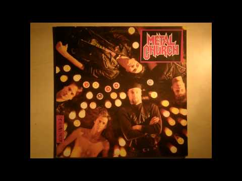 Metal Curch - Human Factor - Vinyl LP - Full Album