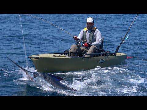 Kayak Fishing Loreto And Mag Bay - Baja Mexico