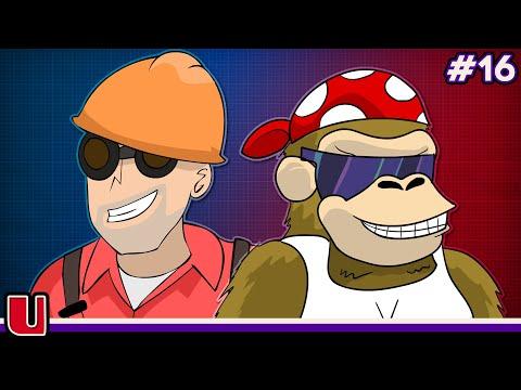 Funky Kong vs Engineer - Rap Battle