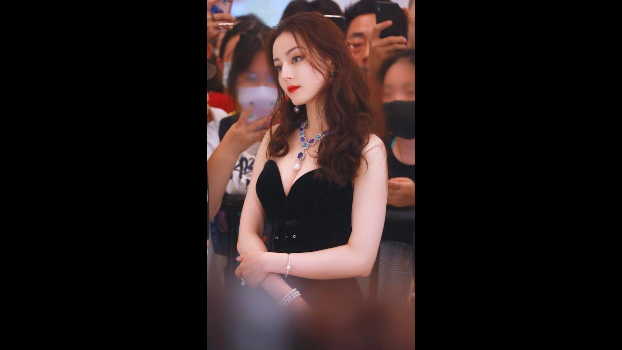 [TỔNG HỢP FANCAM] Nhiệt Ba tại event MIKIMOTO ở Thượng Hải ngày 02/07/2020