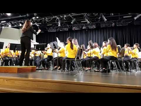 Carmenita Middle School Advanced Band