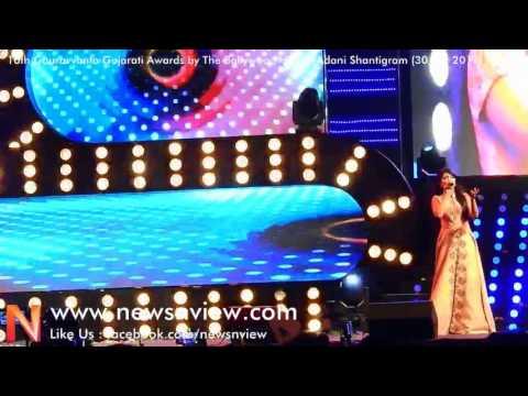 Udi Udi Jaaye   Raees   Bhoomi Trivedi Hindi Songs Performance   Gauravvanta Gujarati
