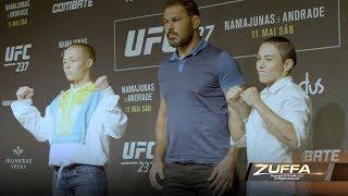 UFC 237: Главные моменты пресс-конференции