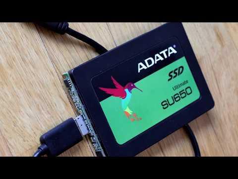 Как подключить ssd диск к компьютеру через usb