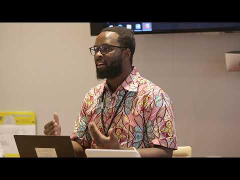 Flash Presentation: Sabelo Mhlambi on YouTube