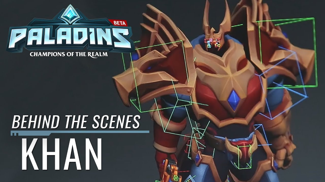 The MOP Up: Paladins' newest hero will punch your head off