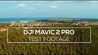 MAVIC 2 Pro | DLOG-M Test Footage | 10 bit | My first drone footage ever | Gut Vorder Bollhagen