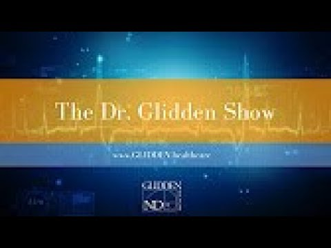 Energy meridians! Dr  Glidden show