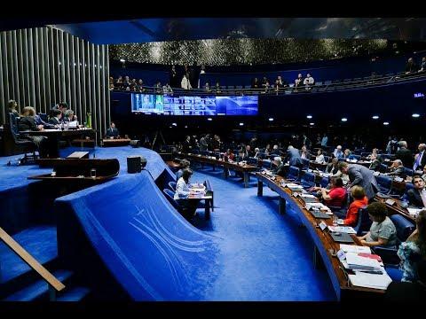 Sessão Deliberativa Extraordinária - TV Senado ao vivo - 31/10/2017