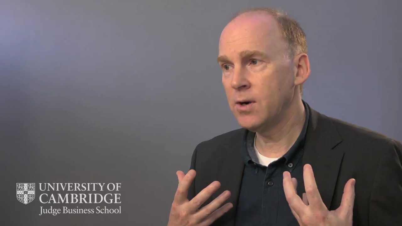 Dr John Coates on the hormonal responses that lead city ...