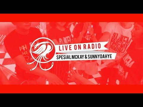 SUNNY DAHYE & MCKAY KETEMU FANS DI BALI ( LIVE ON RADIO )