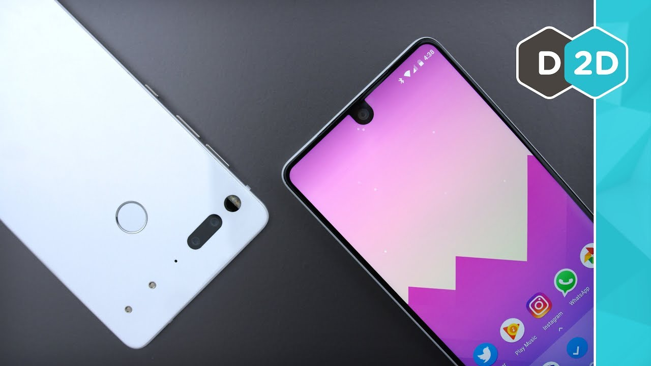 Essential Phone Review - The Hype Is Real.