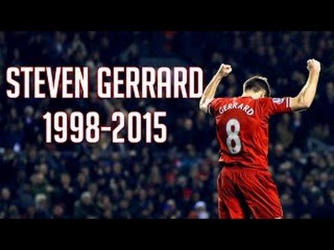 Steven Gerrard ● All 186 Goals for Liverpool  HD